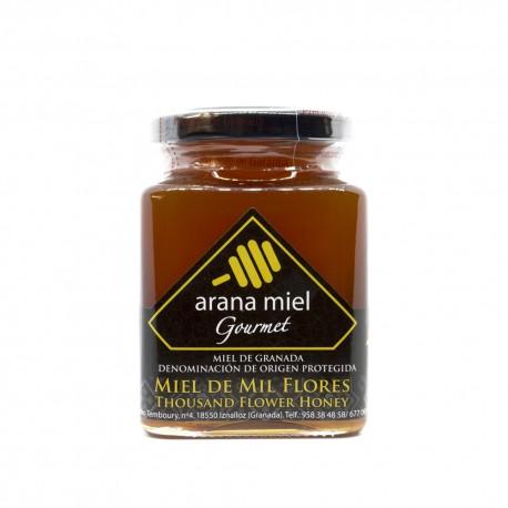 miel de mil flores, Miel de Granada con Denominación de Origen Protegida - Sabor Granada
