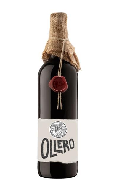 Vino Ollero de Haza del lino - Sabor Granada