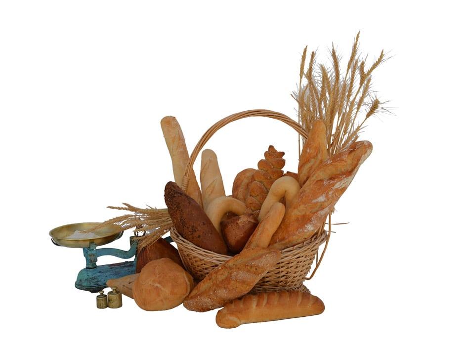 Cesta de pan de Panadería Peinado - Sabor Granada