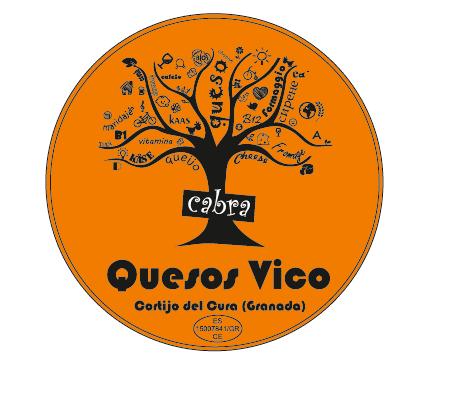 Quesos Vico logo - Sabor Granada