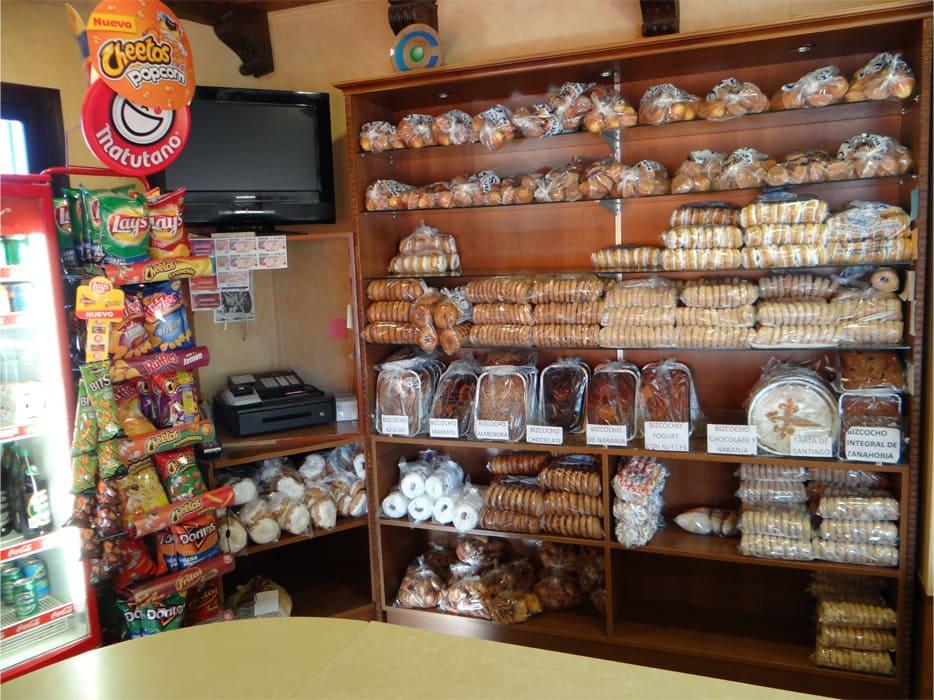 Tienda de Panadería Soto - Sabor Granada