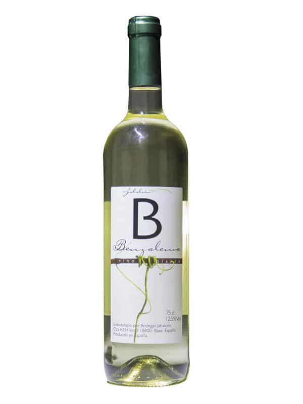 Vino benzalema de Jabalcón - Sabor Granada