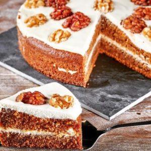 Tarta de chocolate de La tarta de la madre de Cris - Sabor Granada