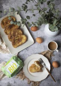 Huevos Garrido para hacer las torrijas tradicionales - Sabor Granada