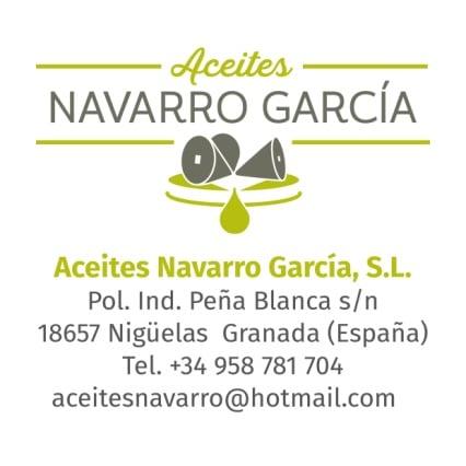 Logo Navarro García - Sabor Granada