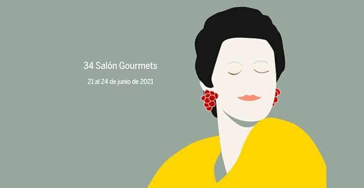 Banner publicitario del 34 Salón Gourmets - Sabor Granada