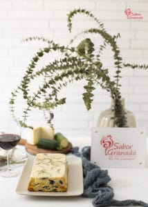 Pastel de calabacín - Sabor Granada