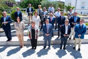 Premiados de la séptima edición de los Premios AOVE Sabor Granada