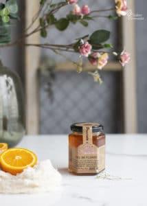 Miel de flores Al-Ándalus Delicatessen para hacer polos de sandía y naranja - Sabor Granada