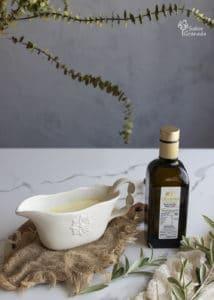 AOVE Albojaira para hacer ensaladilla de langostinos con lactonesa - Sabor Granada