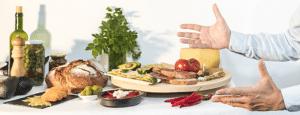 Banner de productos alimentarios - Sabor Granada