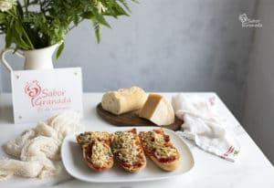 Receta para hacer unos paninis caseros - Sabor Granada
