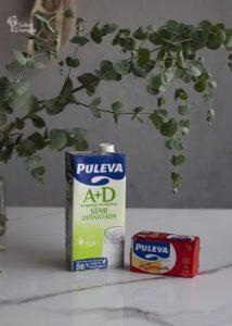 Mantequilla Puleva para hacer tostadas francesas - Sabor Granada
